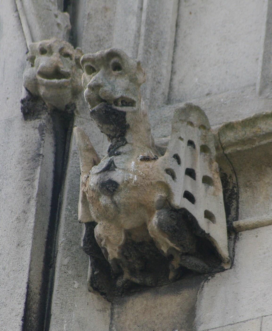 St Botolph Gargoyle 1