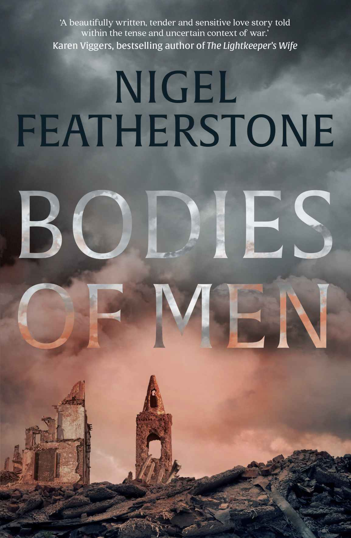 BODIES OF MEN: THE LAUNCH